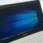 ASUSのX205TAにWindows 10をインストールして使っていたら、Windows Update(自動更新)後、無線が使えなくなった件