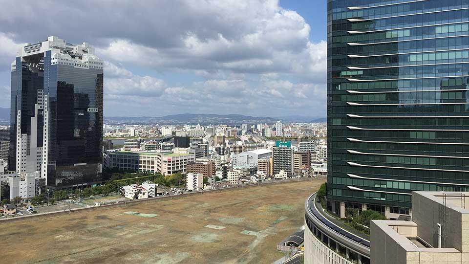 大阪ステーションシティ展望スペース