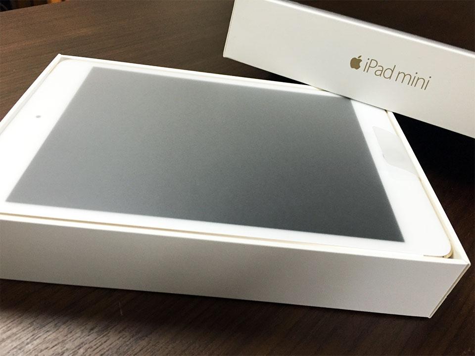 iPad mini 4 中身