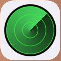 iPhoneを探すアプリ