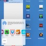 iPhoneやiPadは、zipやrar等の圧縮ファイルを解凍できます、それが「iZip」アプリ。