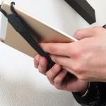 iPad mini 4を落とさぬよう「SHC タブレット用安全ハンドストラップ」を買ってみました