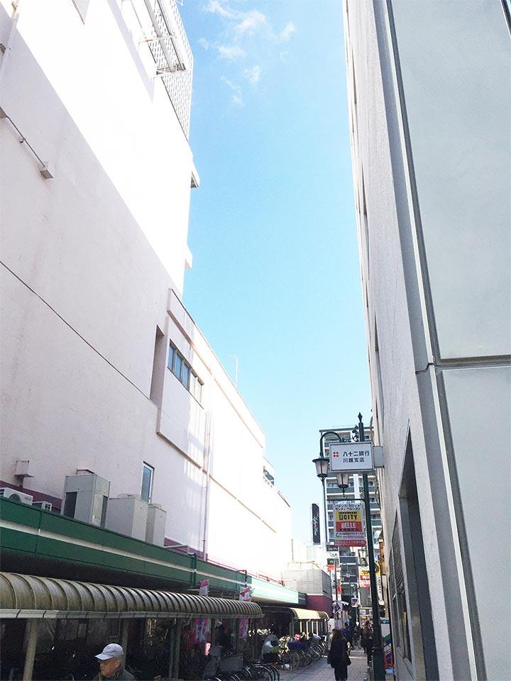 川越商店街クレアモール