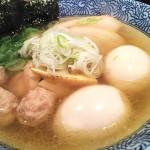 埼玉県は川越駅西口前の「麺屋清兵衛」淡麗塩そばを西武レッドアロー号に乗って食べに行ったお話