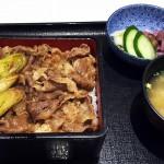 幻のメニュー吉野家「牛重」。羽田空港国際線旅客ターミナル店に存在していることを知って食べに行った話