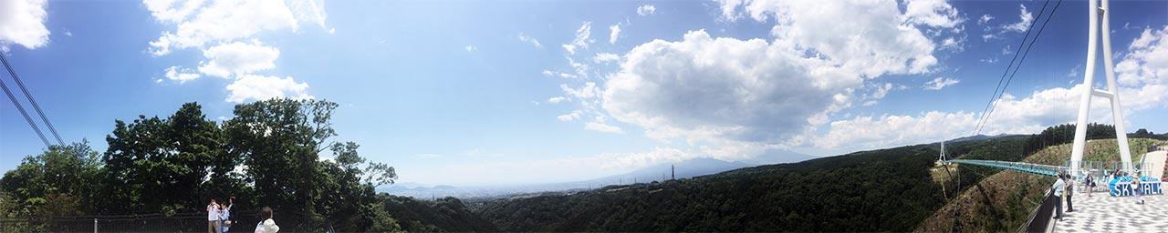 三島大吊橋MISHIMA SKYWALK 400m