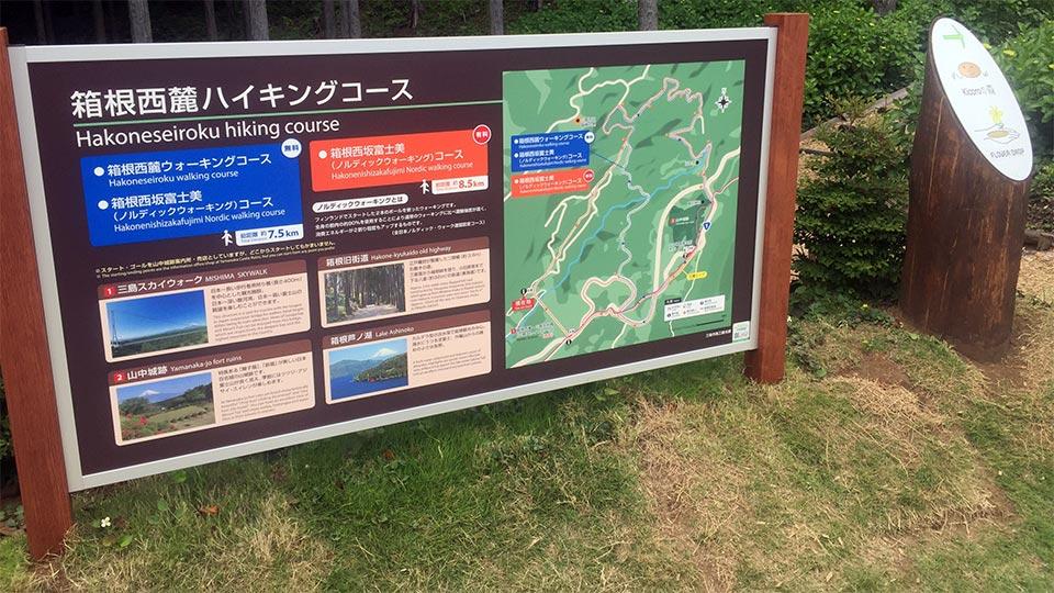 ハイキングコース三島大吊橋MISHIMA SKYWALK 400m