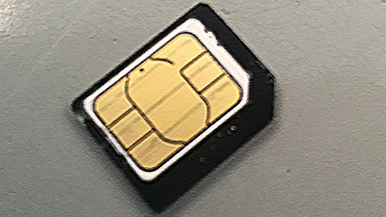 SIMカード(nanoSIM)
