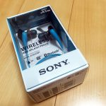 SONY MDR-AS600BTを購入して、ひとりご満悦…