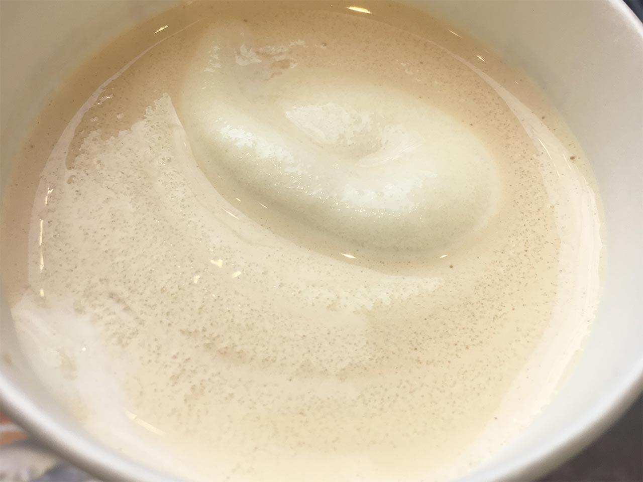 マックシェイク森永ミルクキャラメル味