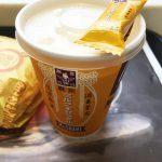 マックシェイク森永ミルクキャラメル味が甘い! 甘い! 甘い!