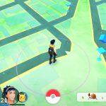 健康のため、Pokemon Go!を使ってウォーキングに挑戦してみることにしました