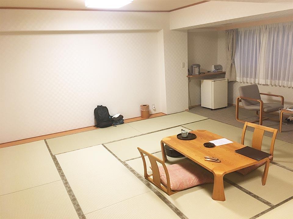 ホテルゆもと登別お部屋