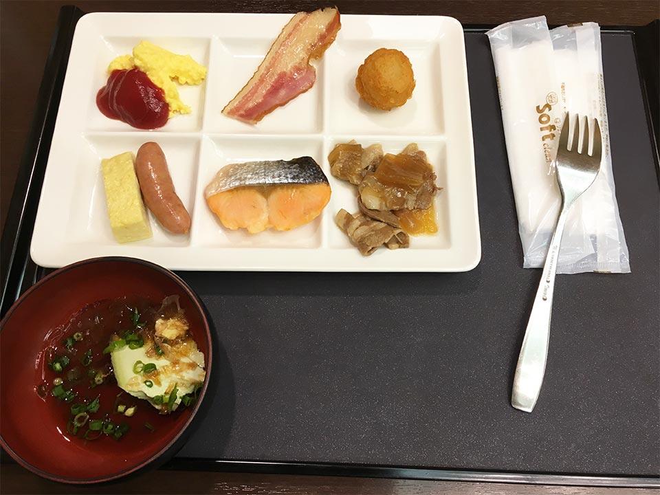 ホテルゆもと登別_朝食