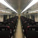 JR北海道の特急「北斗」の座席をちょっとだけレビューさせてください…
