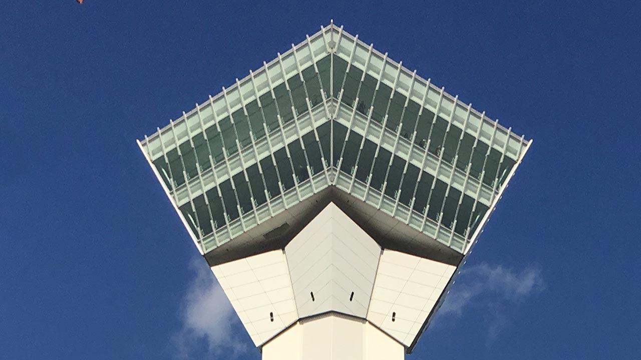 函館五稜郭タワーてっぺん
