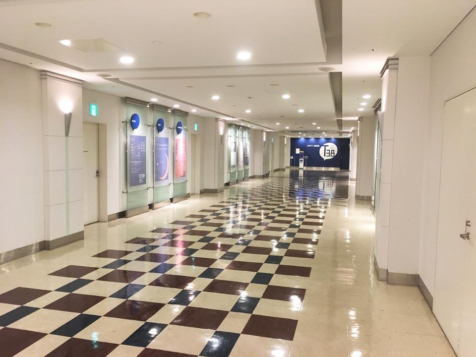 通路札幌JRタワー展望室T38