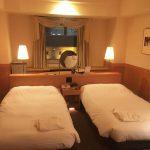 ホテル クラビーサッポロ、とても素敵なホテルでした。