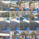 iOS写真アプリで選択する個数が100を超えてしまうと、共有ボタンのメニューの選択肢が減ってしまう件