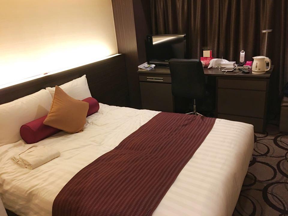 ANAクラウンプラザホテル釧路_部屋1スタンダードルーム