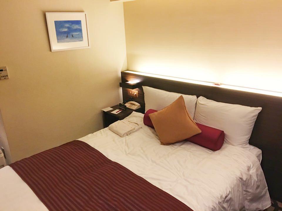 ANAクラウンプラザホテル釧路_部屋2スタンダードルーム