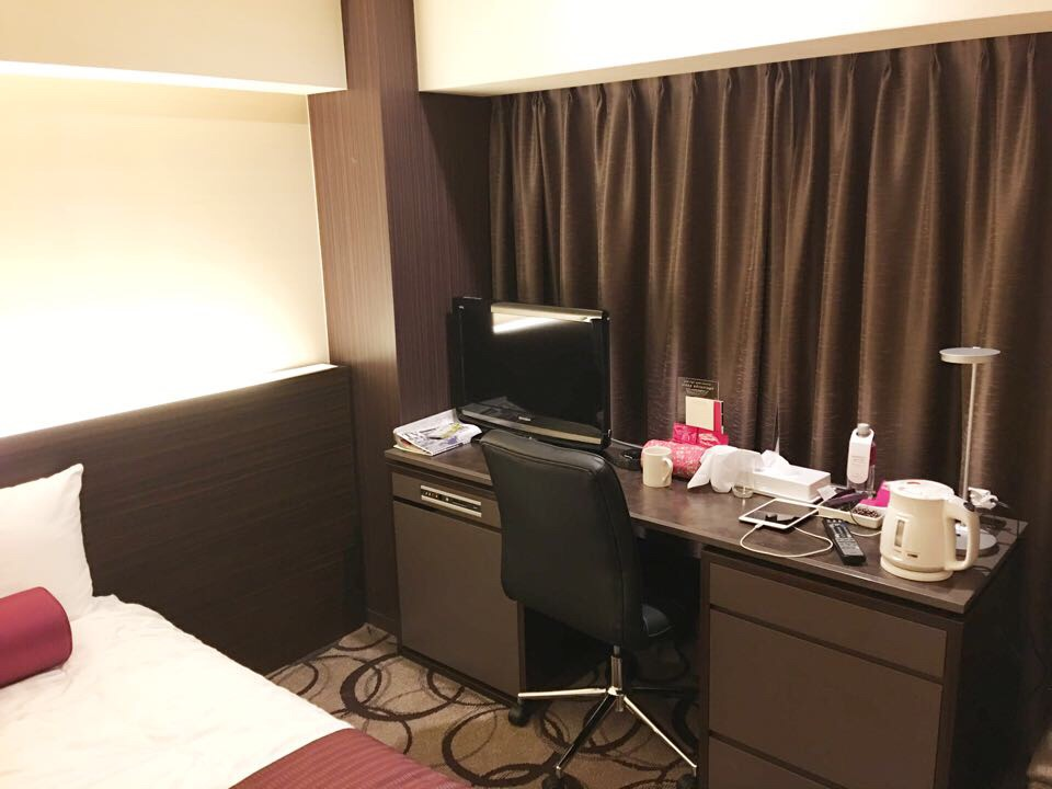 ANAクラウンプラザホテル釧路_部屋3スタンダードルーム