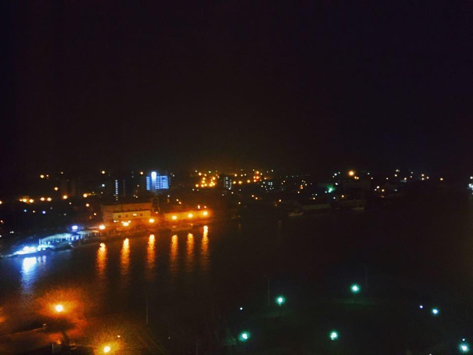 ANAクラウンプラザホテル釧路_部屋からの夜景スタンダードルーム