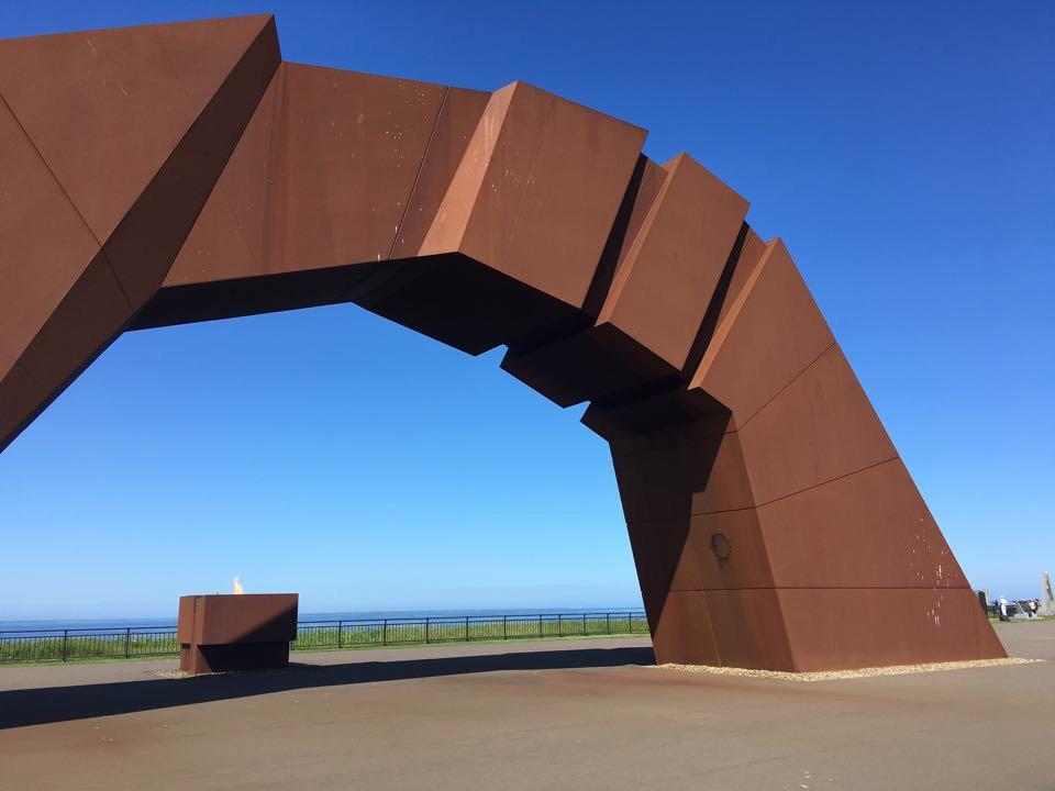 望郷の岬公園_四島(しま)のかけ橋