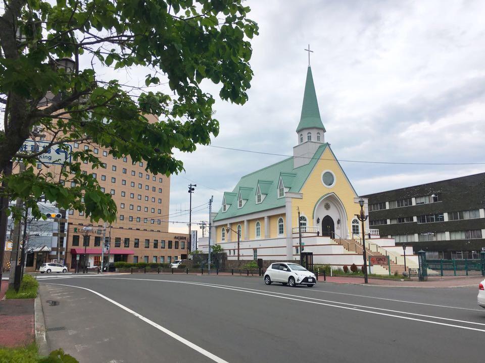 釧路_教会