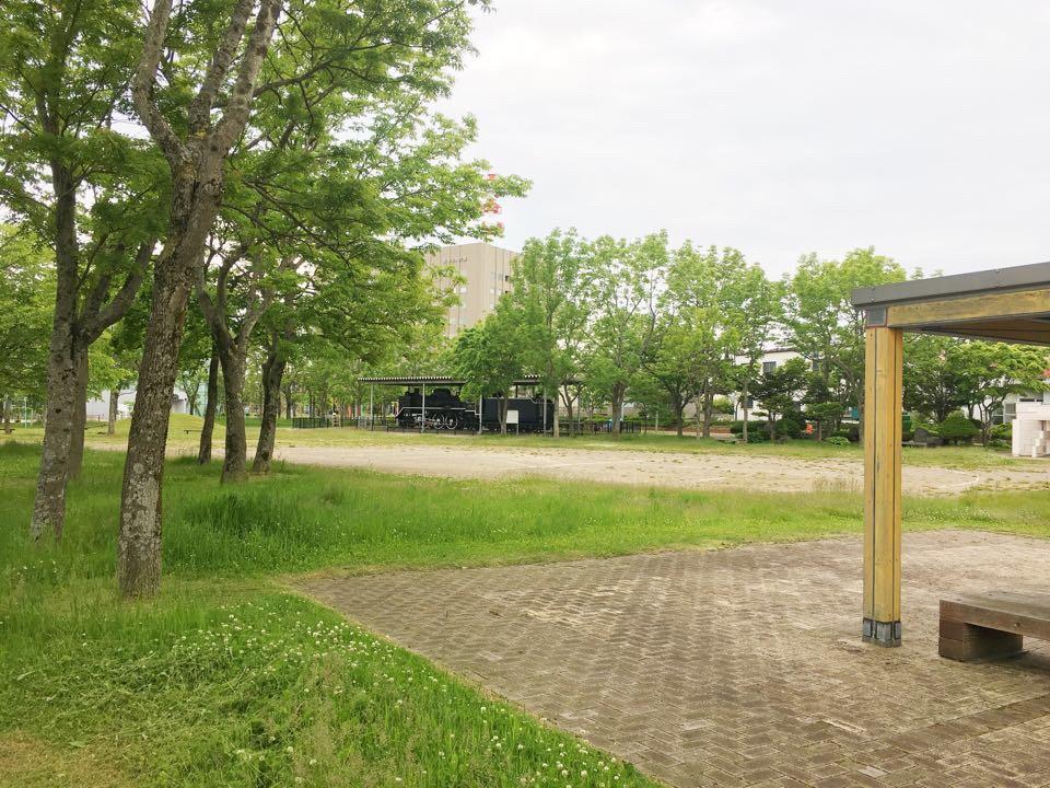 釧路_幸町公園_SL