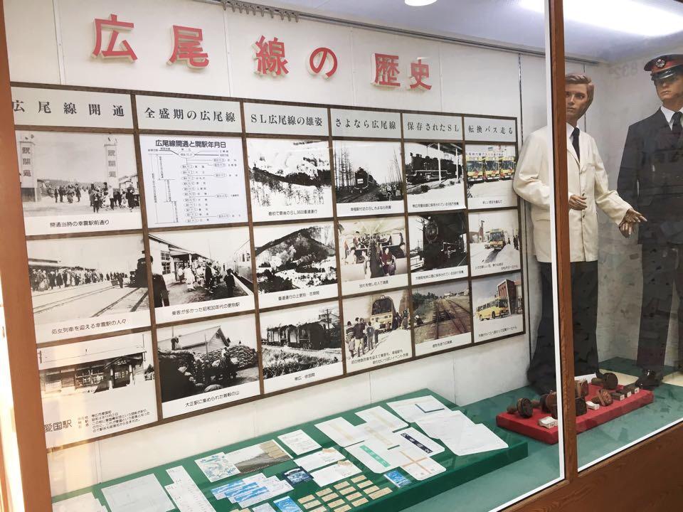 愛国駅_広尾線の歴史